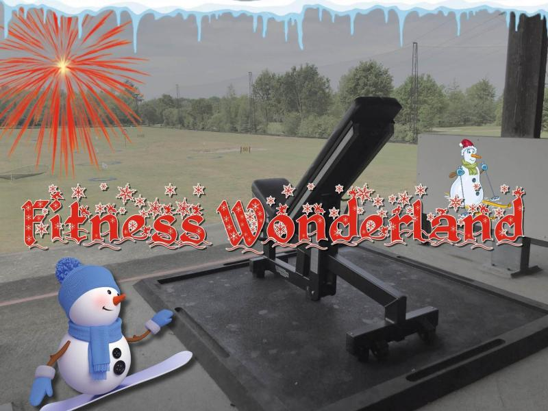 Breaking: Fitness Wonderland (open lucht gym) en meer...!
