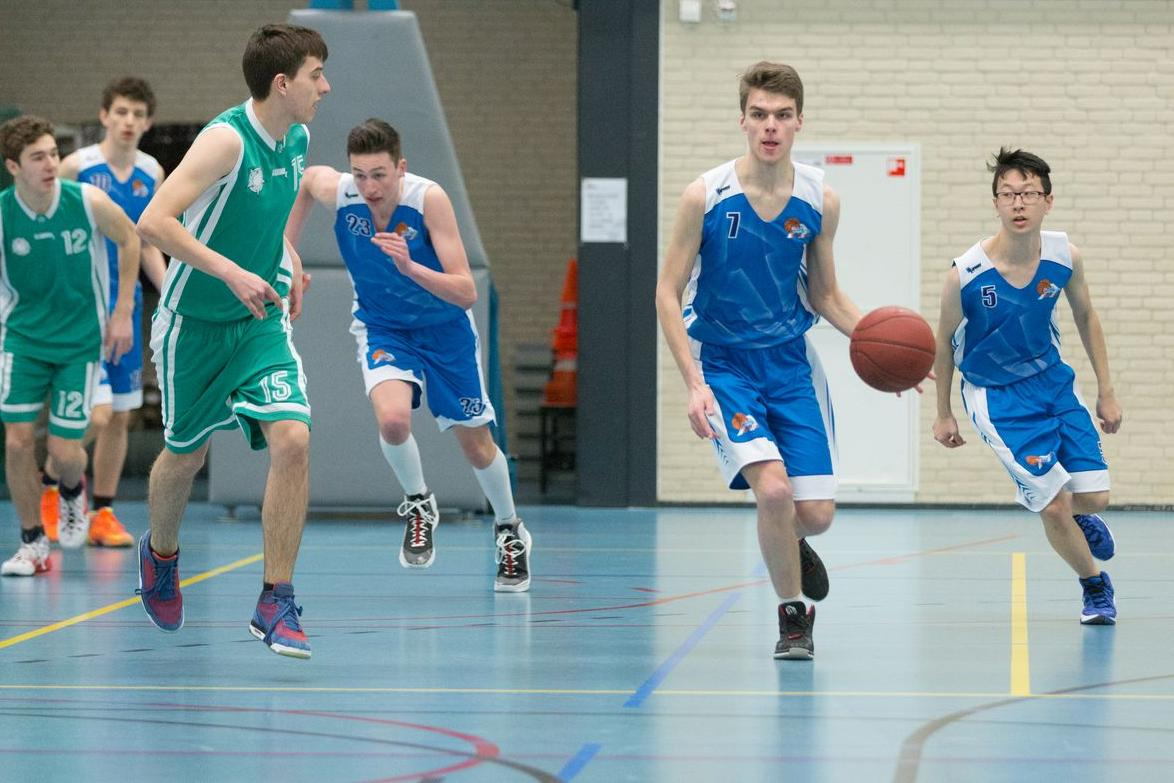 Basketball - Blue Arrows hoenderdaal driebergen